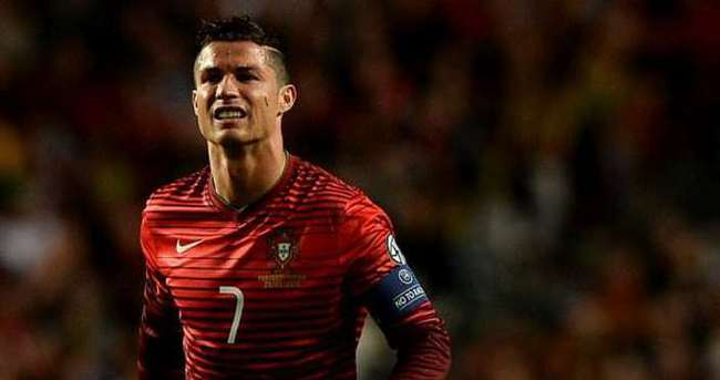 Ronaldo'dan Fenerbahçe'ye geçmiş olsun mesajı