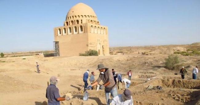 Sultan Alparslan'ın mezarı için önemli bulgular