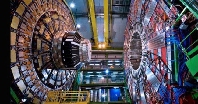 Büyük Hadron Çarpıştırıcısı yeniden çalıştı