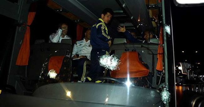 Fenerbahçe'yi sadaka korudu