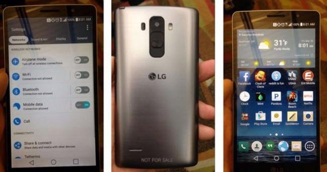 LG G4'ten yeni detaylar