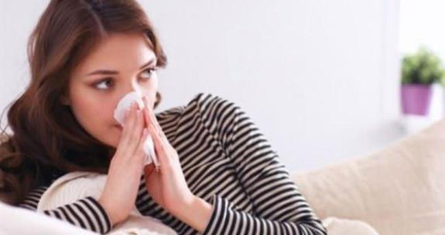 Bahar alerjisi eve hapsediyor