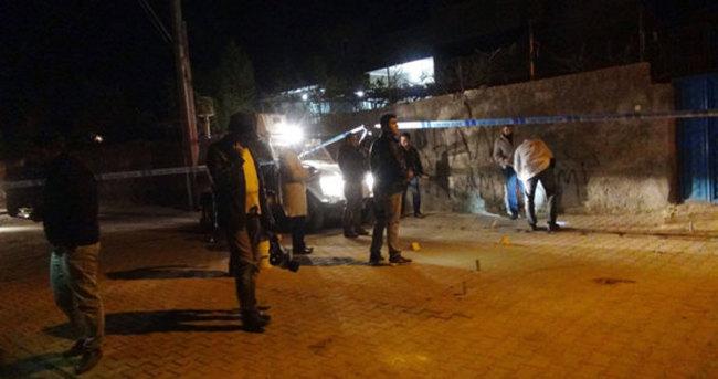 PKK'lılar, bir eve silahlı saldırıda bulundu