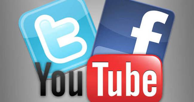 Facebook, Twitter ve Youtube'da şehit savcı önlemi