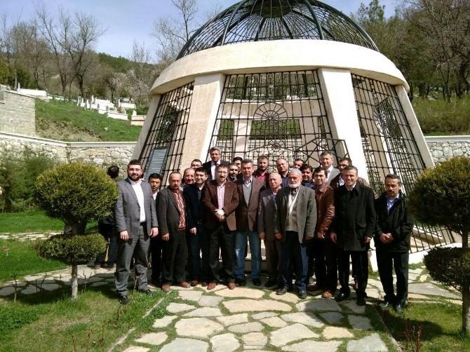 AK Parti Teşkilatları'ndan İskilip'e Ziyaret