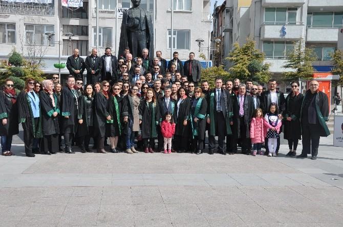 Başkan Bozkurt Avukatlar Gününü Kutladı