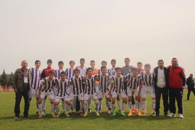 U-17 Türkiye Şampiyonası 1. Kademe Grup Maçlarının Şampiyonu Keçiörenspor Oldu