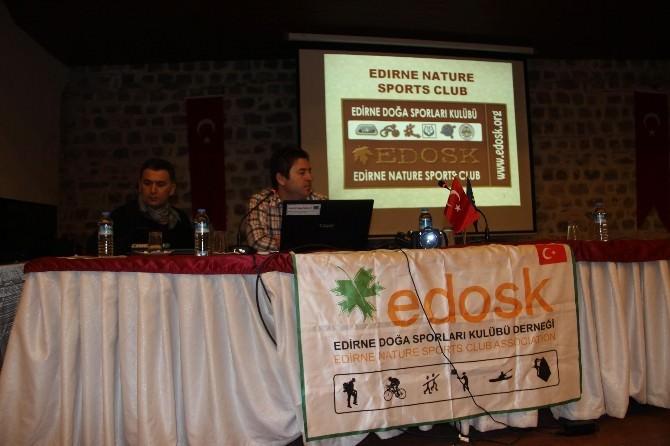 Eurovelo 13 Bisiklet Rotası Çalıştayı Yapıldı