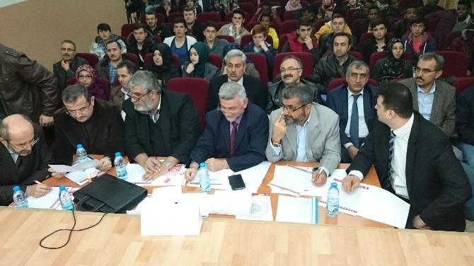Liseler Arası 'Uluslararası Arapça Yarışması' Tamamlandı