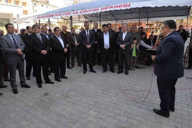 Belediye Başkanı Selim Yağcı'dan Kermes Açılışı