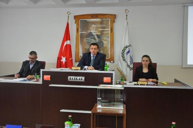 Bozüyük Belediyesi Nisan Ayı Meclis Toplantısı Yapıldı