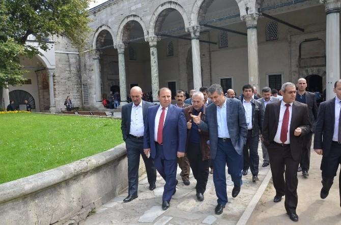 Tatvanlı Muhtarların İstanbul Gezisi