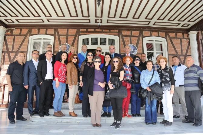 Mamuşalı Öğretmenler Bursa'da