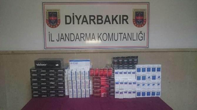 Diyarbakır'da Kaçakçılık Olayları