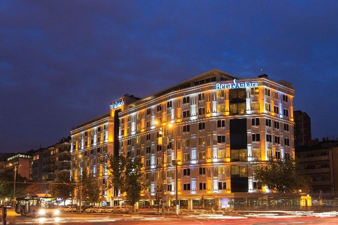 Bera Ankara'ya Bir Ödül Daha