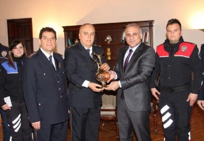Elazığ'da Polis Haftası Kutlamaları