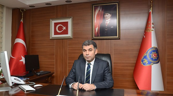 """İl Emniyet Müdürü Karabörk'ten """"10 Nisan Polis Haftası"""" Mesajı"""