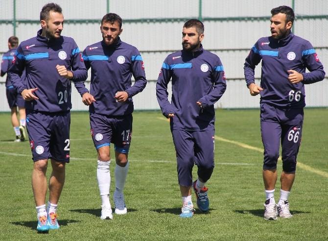 ÇAYKUR Rizespor'da Başakşehir Maçı Hazırlıkları Başladı
