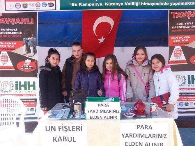 Kampanya'ya İlk Günde 9 Bin TL Bağış