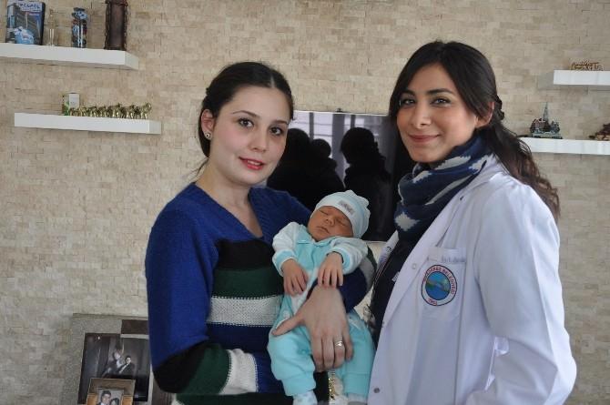 Menderes'te Anne Ve Bebeklere Belediye Desteği