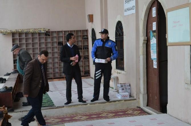 Kula Emniyeti, Şehit Polisler İçin Mevlit Okuttu