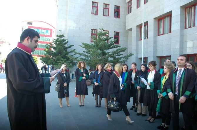 Manavgatlı Avukatlardan Buruk Kutlama