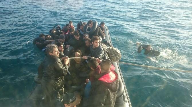 Datça'da Tekne Battı: 8 Ölü, 3 Kayıp