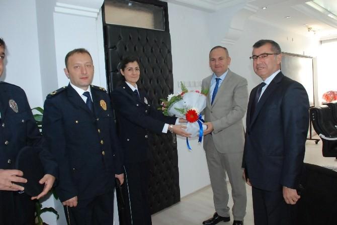 Didim'de Polis Haftası Etkinlikleri
