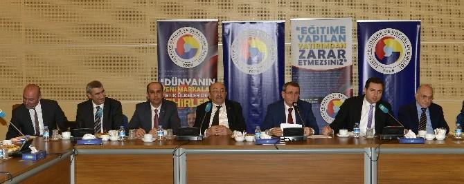 Murzioğlu, TOBB Fuarcılık Komitesi Başkanlığı'na Atandı