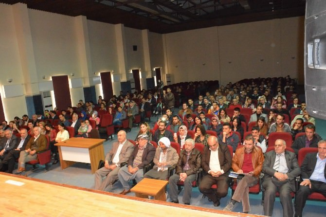 Siverek'te Zazaca Konser Ve İmza Günü