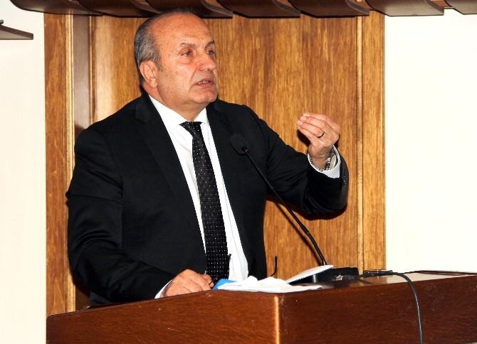 Başkan Arslan, 1 Yıllık Çalışmalarını Değerlendirdi