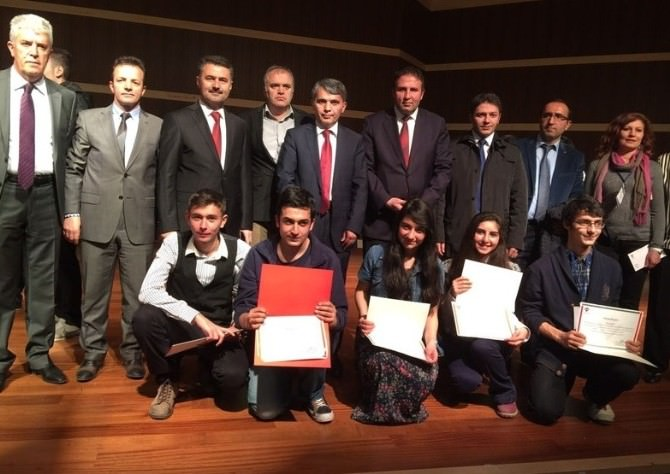 TÜBİTAK 46. Ortaöğretim Öğrencileri Arası Proje Yarışması Bölge Finali Yarışması Tamamlandı