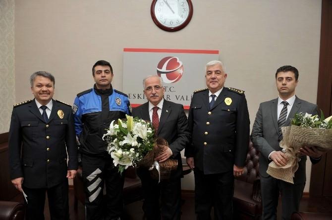 Türk Polis Teşkilatı'nın 170. Kuruluş Yıl Dönümü Kutlanıyor