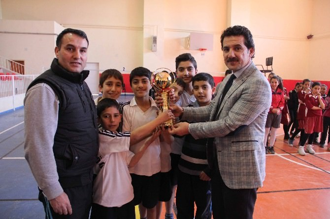 Van'da Badminton İl Birinciliği Yarışması
