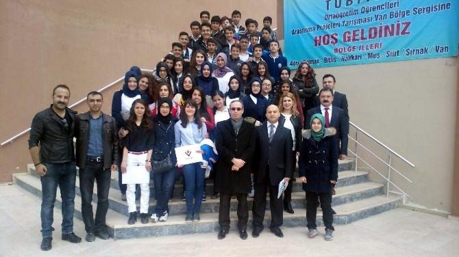 Öğrencilerden Proje Başarısı