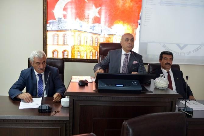Yakutiye Meclisi Komisyonları Seçti