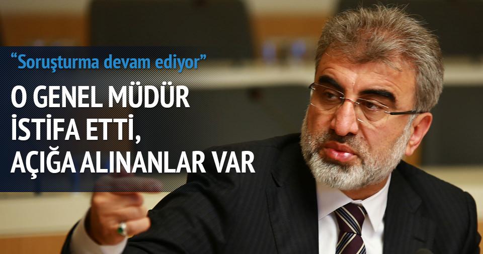 Taner Yıldız'dan flaş istifa açıklaması