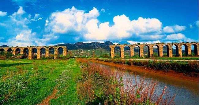 Turizmin vazgeçilmezi Aspendos