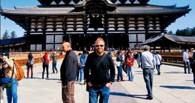 Japonya'dan sevgiler...