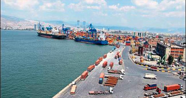 İzmir'den en fazla ihracat Almanya'ya