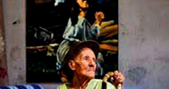 Emekli gerilla 111 yaşına girdi