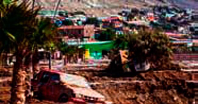 Şili'yi sel vurdu: 36 ölü, 125 kayıp