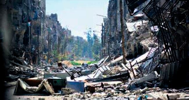 'Yermuk kuşatmasında Nusra suçlu'