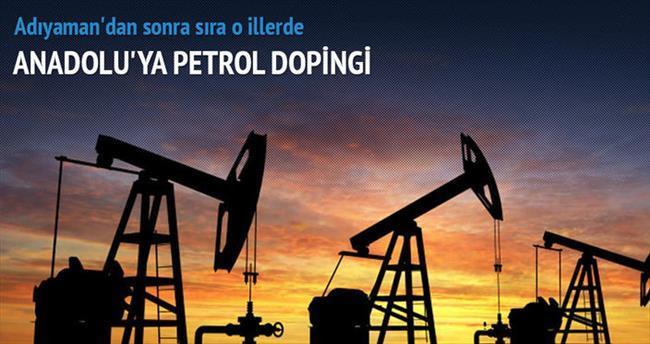 Anadolu petrolüne Adıyaman dopingi