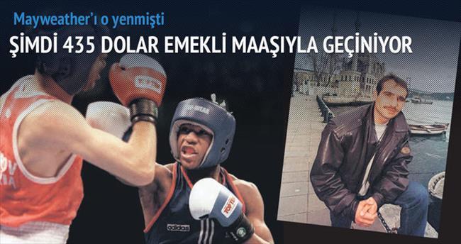 Mayweather'ı yenen Türk işsiz geziyor