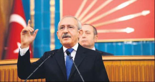 Kılıçdaroğlu kontenjan listesini PM'ye sundu