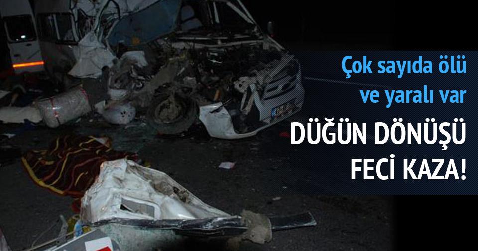 Osmaniye'de katliam gibi kaza: 7 ölü