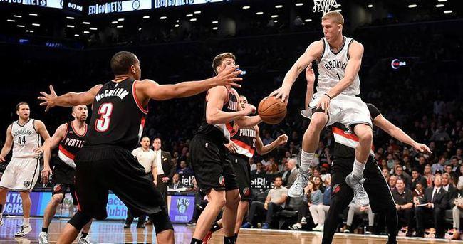 Nets kazanmaya devam ediyor