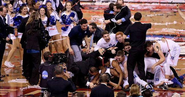 NCAA'de şampiyon Duke Blue Devils