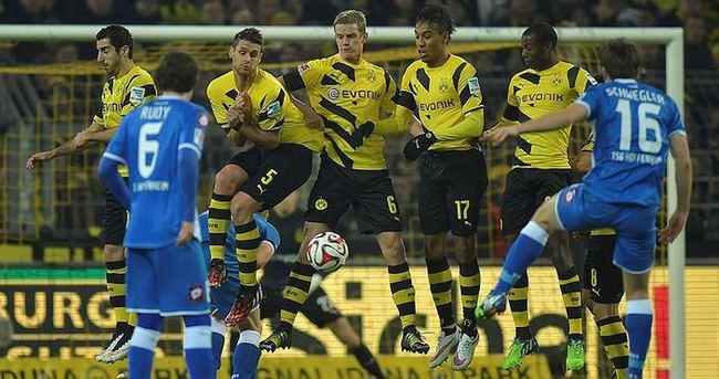 Borussia Dortmund – Hoffenheim Almanya Kupası maçı ne zaman saat kaçta hangi kanalda?